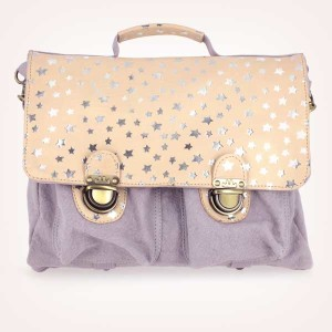 Schultasche-Provence-Sterne