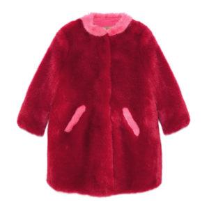 LOVE COAT RED