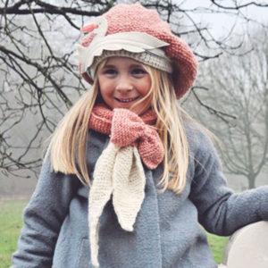 scarf-blush