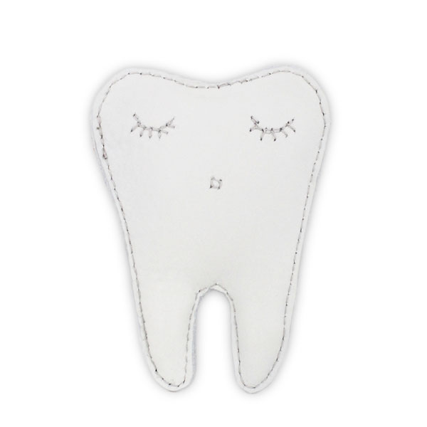 Tooth-Fariry-White