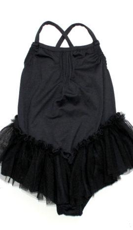 "Belle Chiara ♡ Badeanzug ""Tutu Black"""