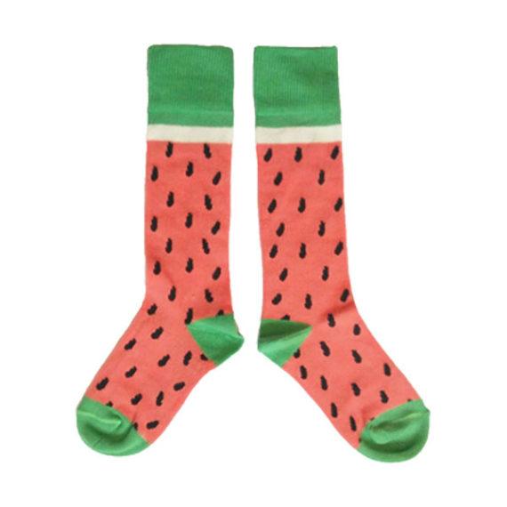 Lullaby Road ♡ Kniestrümpfe Watermelon